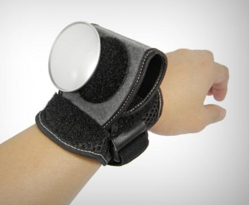 BicycleHero BackEye Cycling Wrist Mirror