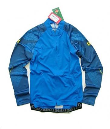 Bike-on JB-511 doby windstop jacket cycling blue