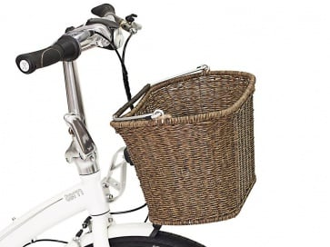 BioLogic HoldAll Basket Bicycle Basket for Luggage Truss
