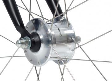 BioLogic Joule2 Dynamo Hub 20inch Wheel Set Kinetix Comp Front