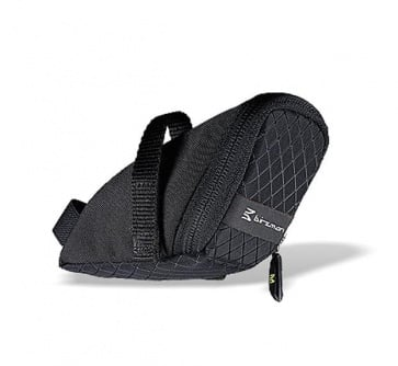 Birzman Zyklop-nip bicycle seat saddle bag cycling black