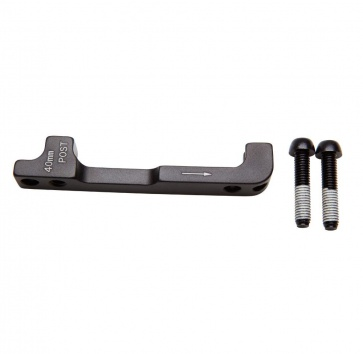 AVID CPS MOUNTING BRACKET +40mm POST (200mm FRONT, 180/200mm REAR)