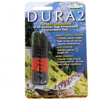 KOOL STOP DURA 2 INSERT TRIPLE COMPOUND