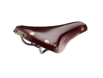 Brooks Finesse Titanium Bike Seat Saddle