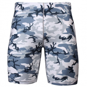 Btoperform Camo Urban Full Graphic Compression Shorts FY-311