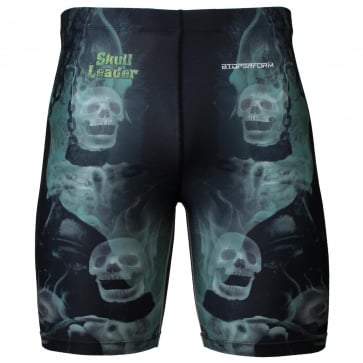 Btoperform Incarceration Full Graphic Compression Shorts FY-315