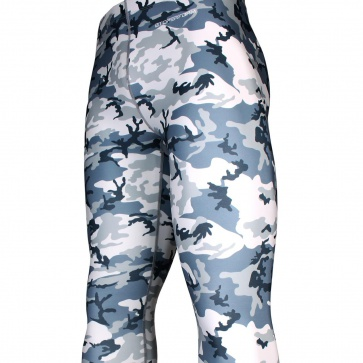 Btoperform Camo Urban FY-111 Compression Leggings Bottom MMA Tights Yoga