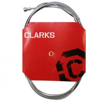 CLARKS BRAKE CABLE GALVANIZED 1.5x2000mm MTB & ROAD EACH