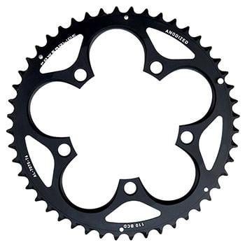 Sram Road 50T for 36T Chainring 110 Black Apex Rival Force Red