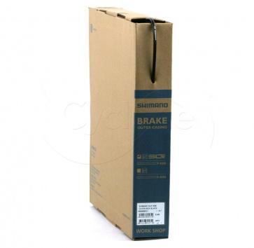 SHIMANO BRAKE HOUSING 5mm x 40m BLACK