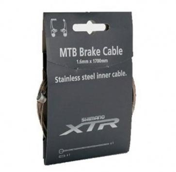 SHIMANO BRAKE CABLE SS XTR MTB 1.6x1700mm