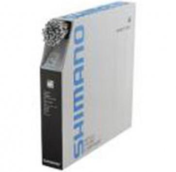 SHIMANO BRAKE CABLE ZINC MTB 1.6x2050mm BOX/100