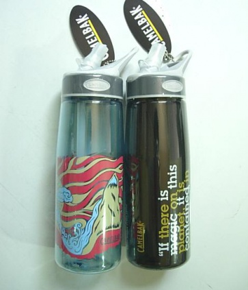 Camelbak graphic Better Water bottle 750ml bicycle