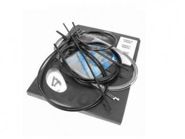 Campagnolo Ultra Shift Ergopower cable set CG-ER600 black