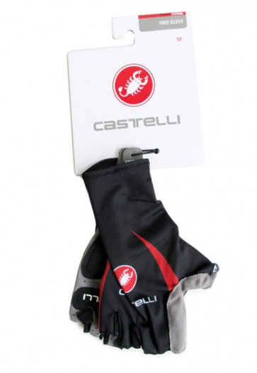 Castelli Free Gloves Bicycle Cycling black