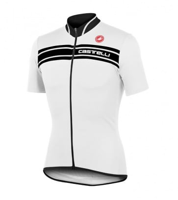 Castelli Prologo3 Jersey Men's White