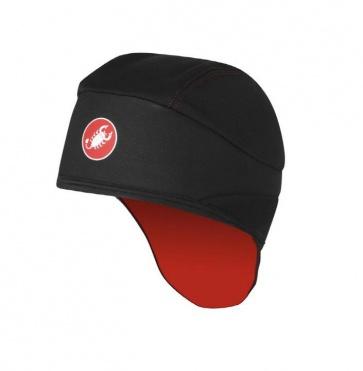 Castelli WS Skully helmet inner cap black