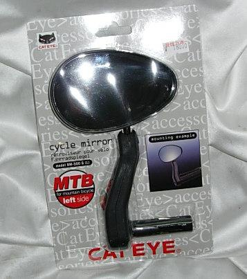 Cateye Cycle Bicycle Mirror BM-500G Bar End
