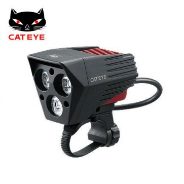 Cateye HL-EL930RC Sumo3 bicycle torch led light rechargeable