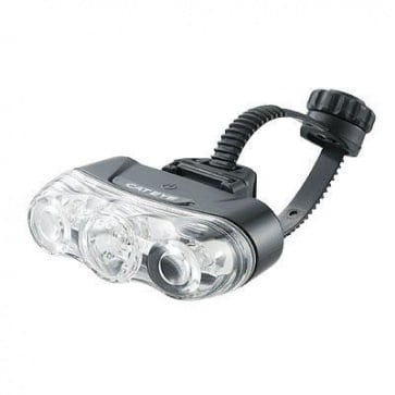 Cateye TL-LD630-F Rapid3 Front Safety Lamp Light