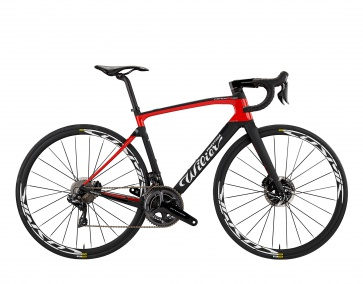 Wilier Cento10NDR Bike DuraAce Disc Black Red