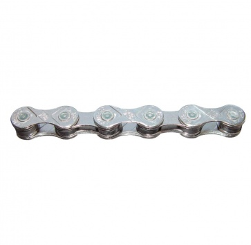 KMC X8.99 8-SPEED 116 LINKS SILVER