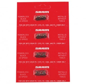 SRAM POWERLOCK 10-SPEED CONNECTOR x4