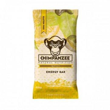 Chimpanzee Organic Lemon Energy Bar (55g x 20pack)