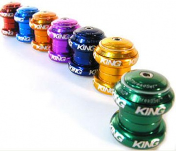 Chris King Headset Threadless Bike 11/8 Green No Threadset
