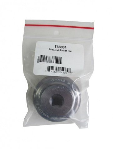 Chris King BB External Socket Tool Bottom Bracket TBB004