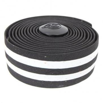 Cinelli Cork Handlebar Tape - White-Black