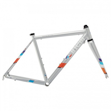 Cinelli Frameset Experience Special Grey