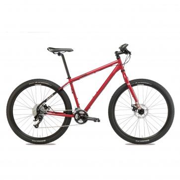 Cinelli Hobootleg Geo Complete Mountain Bike - Sangria