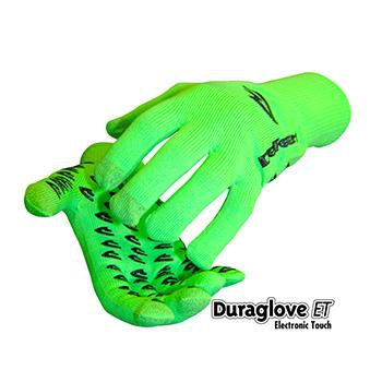Defeet Duraglove ET Cordura Gloves Green