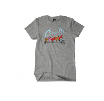 Cinelli Women's Forest Friend by Emily May Rose T-Shirt