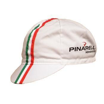 Pinarello Italy Cotton Cap White