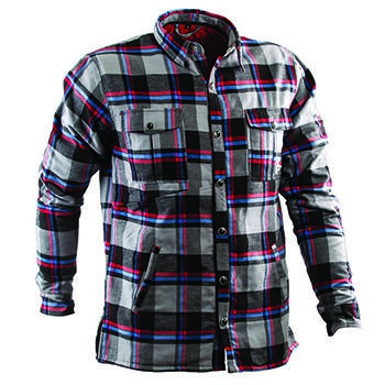 Race Face Loam Ranger Jacket Plaid
