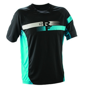 RaceFace Indy Jersey SS Turquoise
