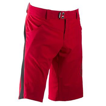 Race Face Indy Shorts Red
