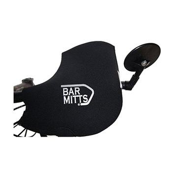 BAR MITTS FLAT BAR MOUNTAIN BAR END MIRROR EXTREME