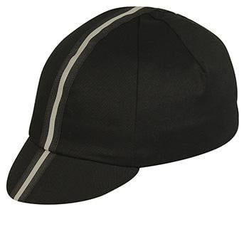 PACE TRADITIONAL BLACK REFLECTIVE CAP