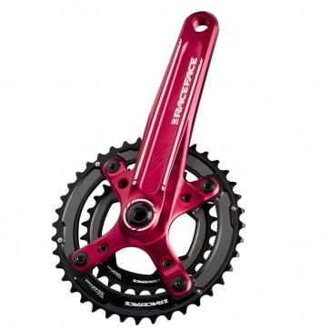RACE FACE TURBINE 22/36T 10-SPEED 170 RED