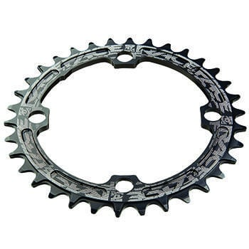 RACE FACE SINGLE RING 130mm 42T 8-11-SPEED BLACK