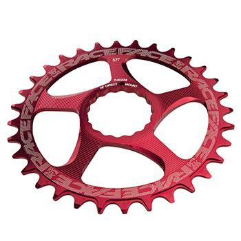 RACE FACE CINCH DIRECT MOUNT 28T 10-11-SPEED RED