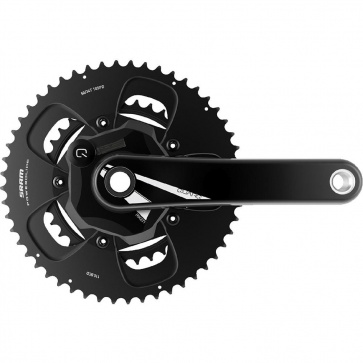 SRAM RIKEN QUARQ POWERMETER BB30 175 50/34T 10 SPEED