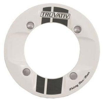 Truvativ Bashguard 36t 104mm Polycarbonate White