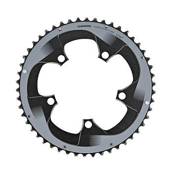 Sram Force22 Chainring 52T Black BCD110