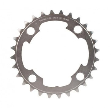 Shimano Fc-m985 Xtr 28t 88bcd 10-speed Ag-type Chainring