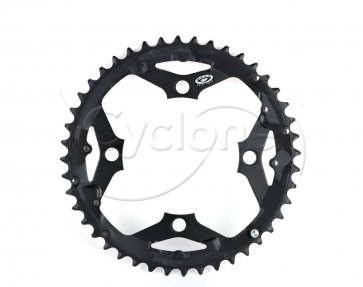 Shimano Fc-m580 Deore Lx 44t 104bcd 9-speed Chainring Black