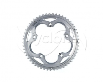 SHIMANO FC-5700 105 53T 130BCD 10-SPEED B-TYPE SILVER